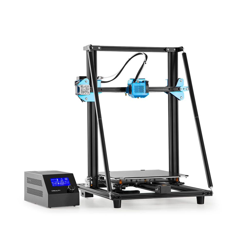 Wholesale Creality 3D CR-10 V2 DIY 3D Printer  Kit - 300 x 300 x 400mm