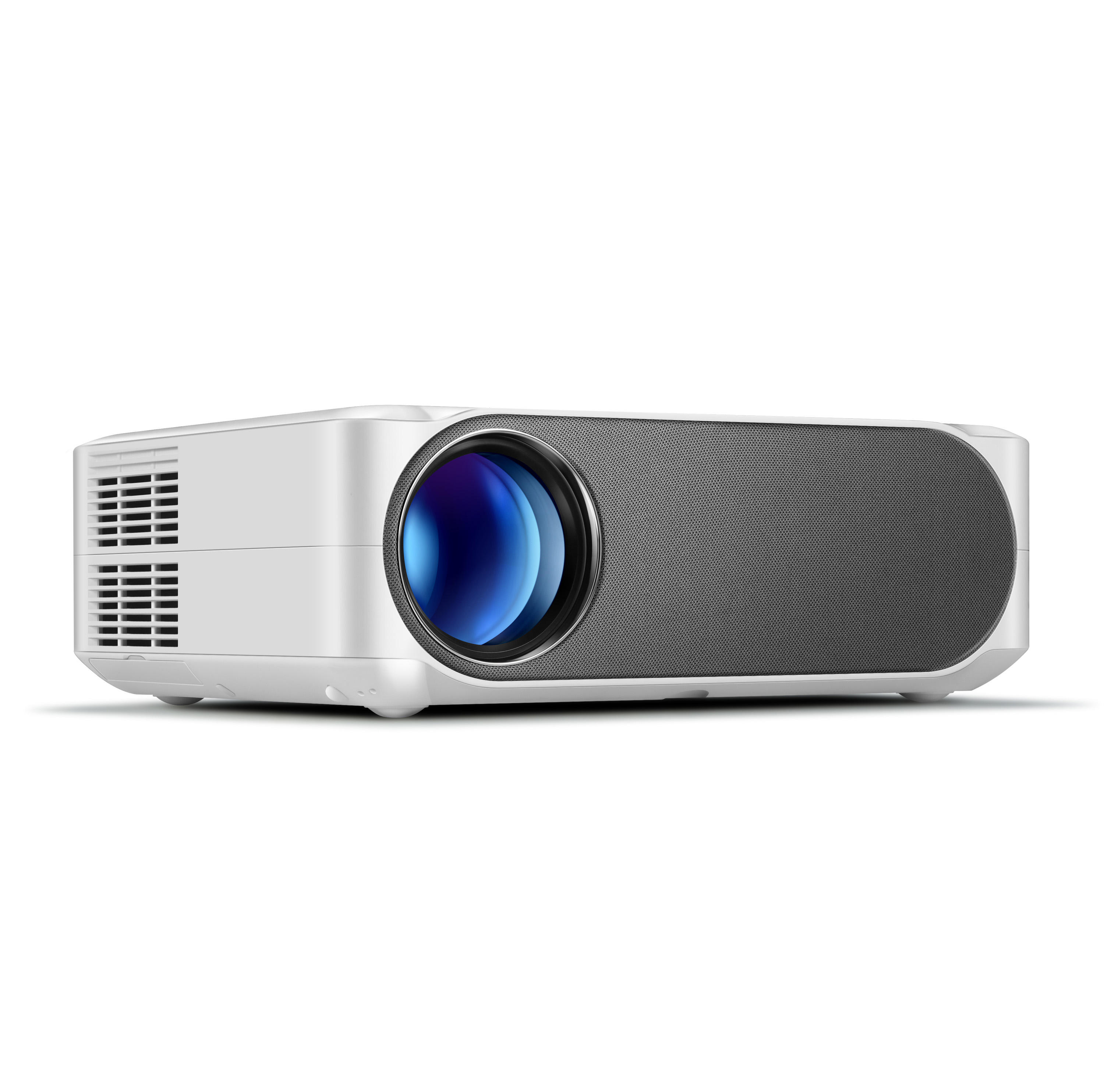Wholesale AUN AKEY6 Projector Full HD 1080P Resolution 6800 Lumens Built in Multimedia System Video Beamer LED Projector for Home Theater