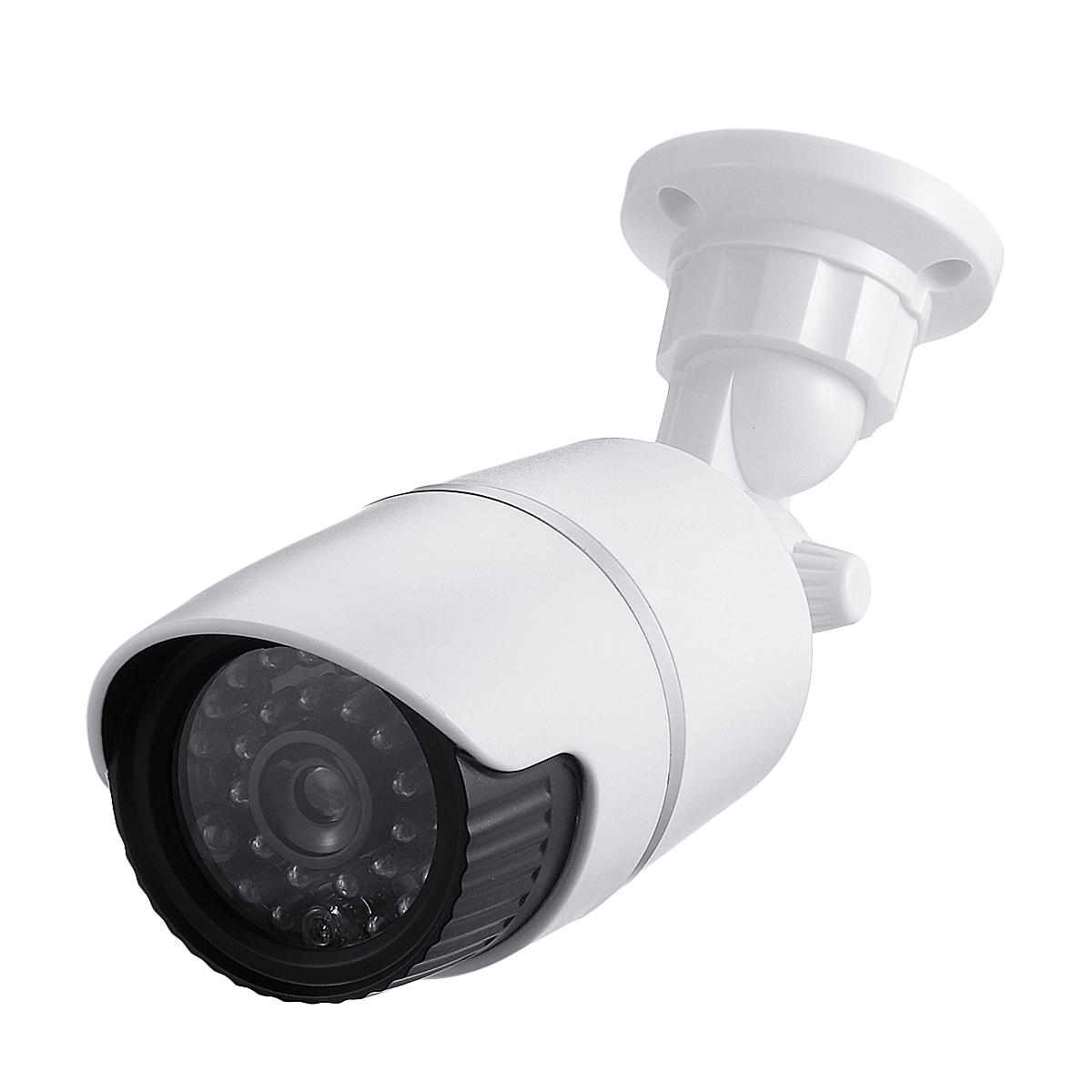 Wholesale Dummy Simulation Surveillance Camera System Security CCTV Dome Indoor Outdoor with1 LED Light