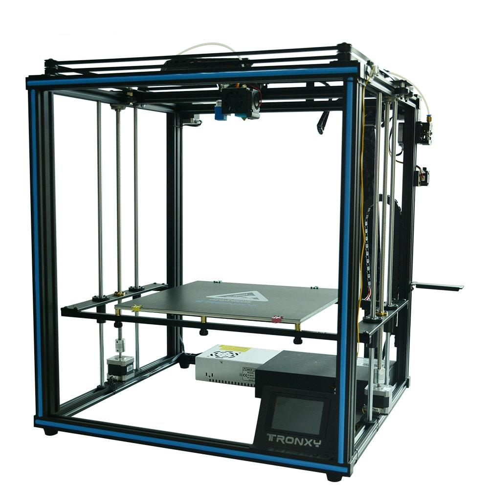 TRONXY X5SA-400 DIY 3D Printer Kit 400*400*400mm Large Printing Size Touch Screen Auto Leveling