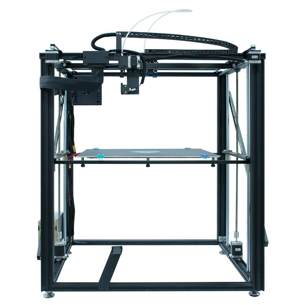TRONXY X5SA-500PRO Upgraded Aluminum 3D Printer 500*500*600mm Large Printing Size With Titan Extruder Ultra Quiet Mode OSG Dual Ax