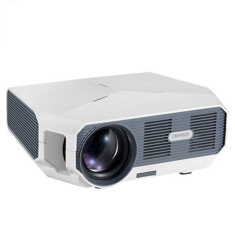 Wholesale AUN ET10-AD LED Projector 3800 Lumen Android 6.0 1GB+8GB Wi-Fi Bluetooth Support 1080P 3000: 1 Contrast Ratio Video 3D Mini Beamer