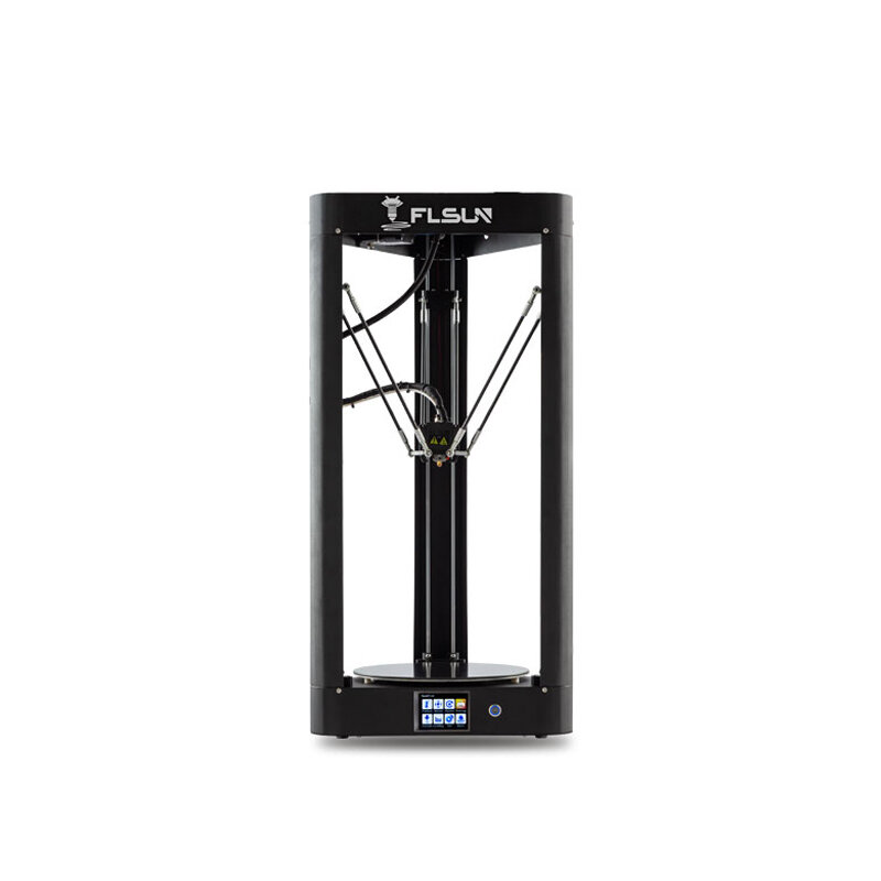 Wholesale FLSUN QQ-S Pro Pre-assembled 3D Printer (255 x 360mm, Auto-leveling, WiFi Remote, Touch Screen)