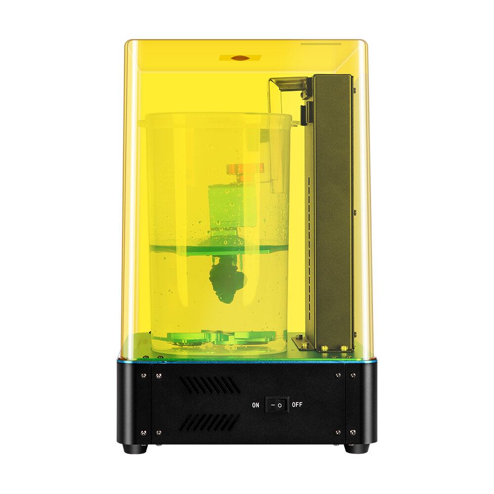 Anycubic Dual Purpose Wash & Cure Machine 2-in-1 UV Resin Model Curing for 3D Printer