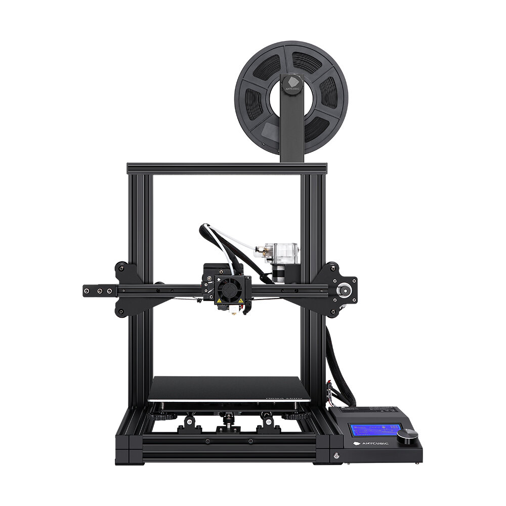 Wholesale ANYCUBIC MEGA ZERO 3D Printer 220x220x250mm Quick Start With Dual Gear Extruder Easy Leveling