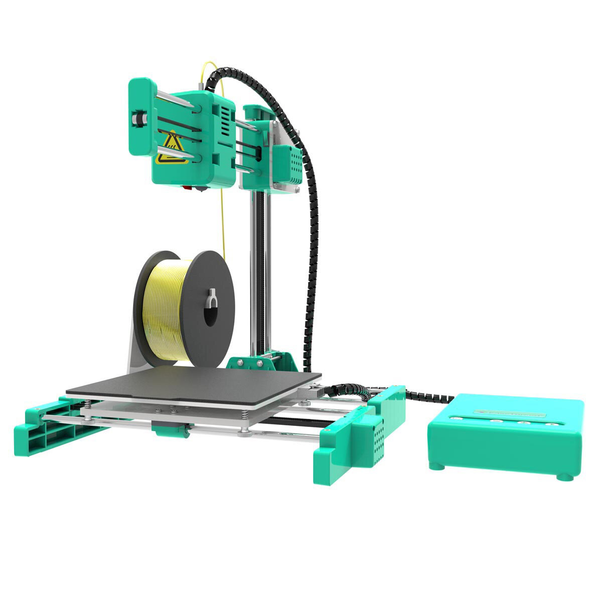 Wholesale Easythreed X3 Desktop MIni 3D Printer 150*150*150mm Printing Size with Hotbed