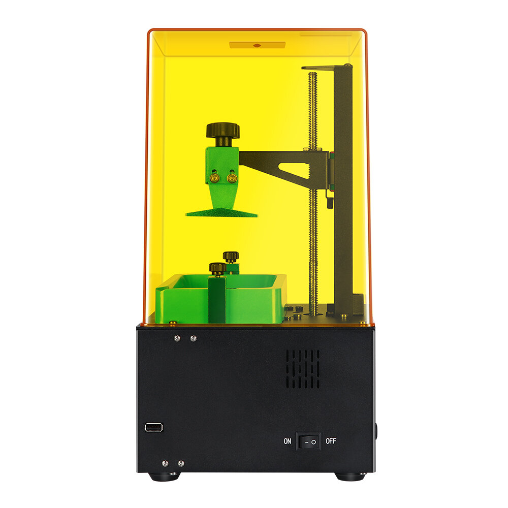 ANYCUBIC Photon ZERO SLA LCD UV resin 3D Printer 97*54*150mm Printing Area High Precision Quick Slice Touch Screen
