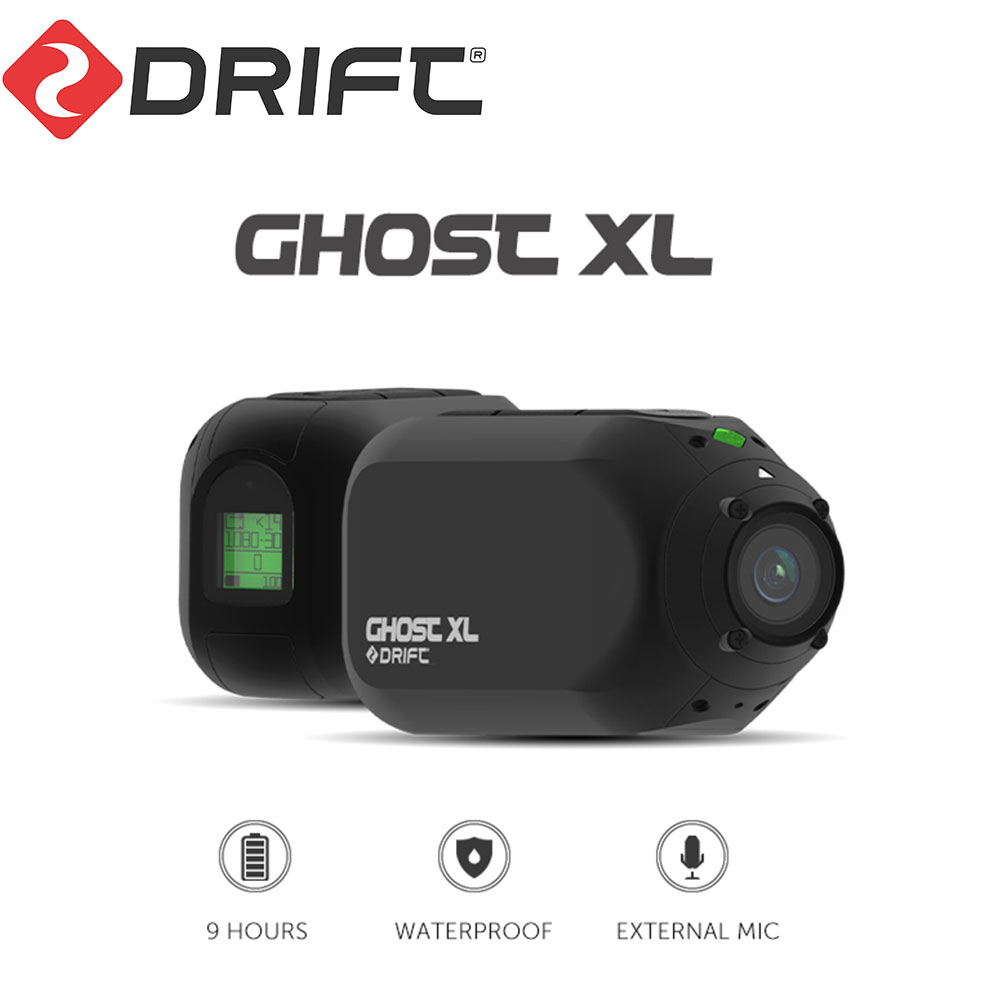 Wholesale Drift Ghost XL Action Camera Sport Camera 1080P Motorcycle Mountain Bike Bicycle Camera Helmet Cam with WiFi