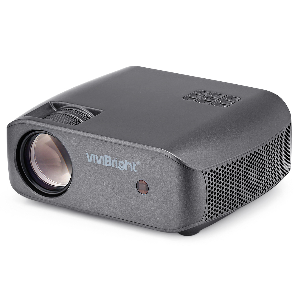Wholesale VIVIBRIGHT F10 LED 3D Video Projector for Home Entertainment (10