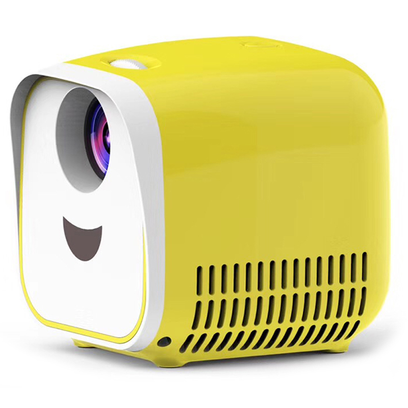 Wholesale Vivibright L1 1080p LED Home Projector with Built-in Speaker for Kids Education / Entertainment