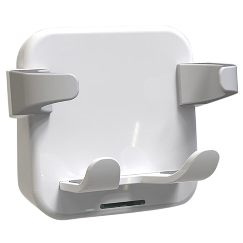 Wholesale Bluetooth Wireless Headset Car Charger Stand Is Suitable With A Wireless Bluetooth Headset D18 Charge - White