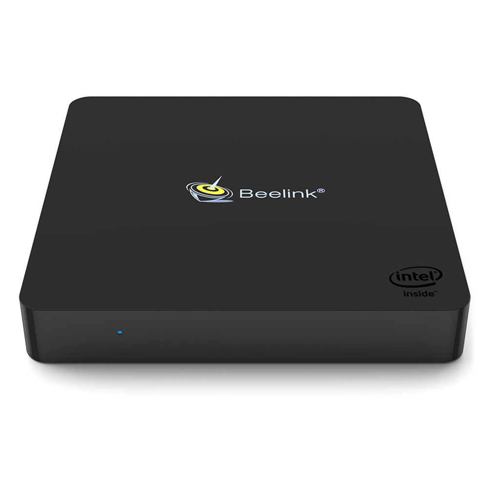 Wholesale Beelink MII-V Windows 10 Mini PC (Intel Quad Core CPU, Dual View Display, 4K Video, 4GB DDR4L, 64GB ROM, Black)