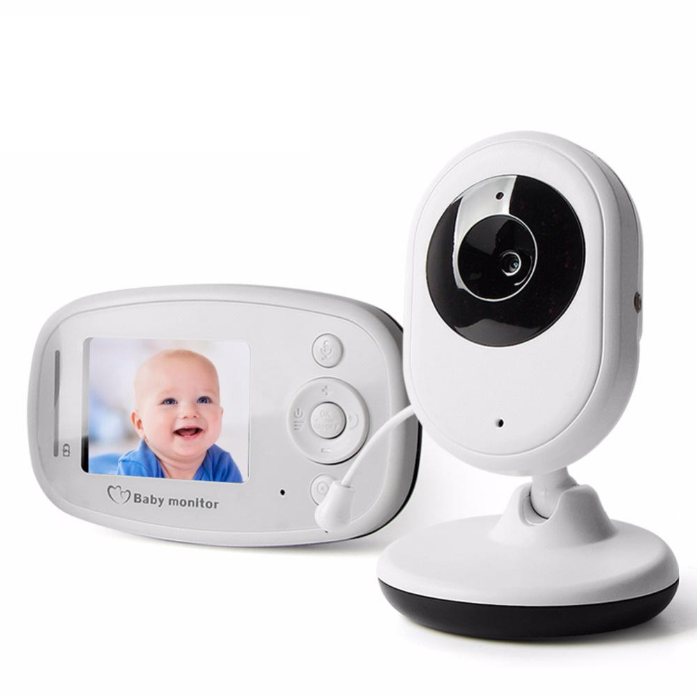 Wholesale VB-820 2.4GHz Wireless Baby Monitor Infant Radio Babysitter Vide