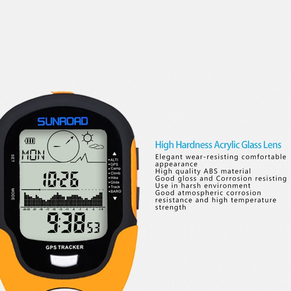 Sunroad FR510 Multifunction LCD Digital equipement