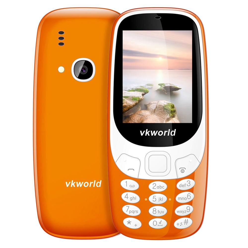 Wholesale VKworld Z3310 2.4 Inch Mobile Phone (Dual SIM Dual Standby, Unlocked)