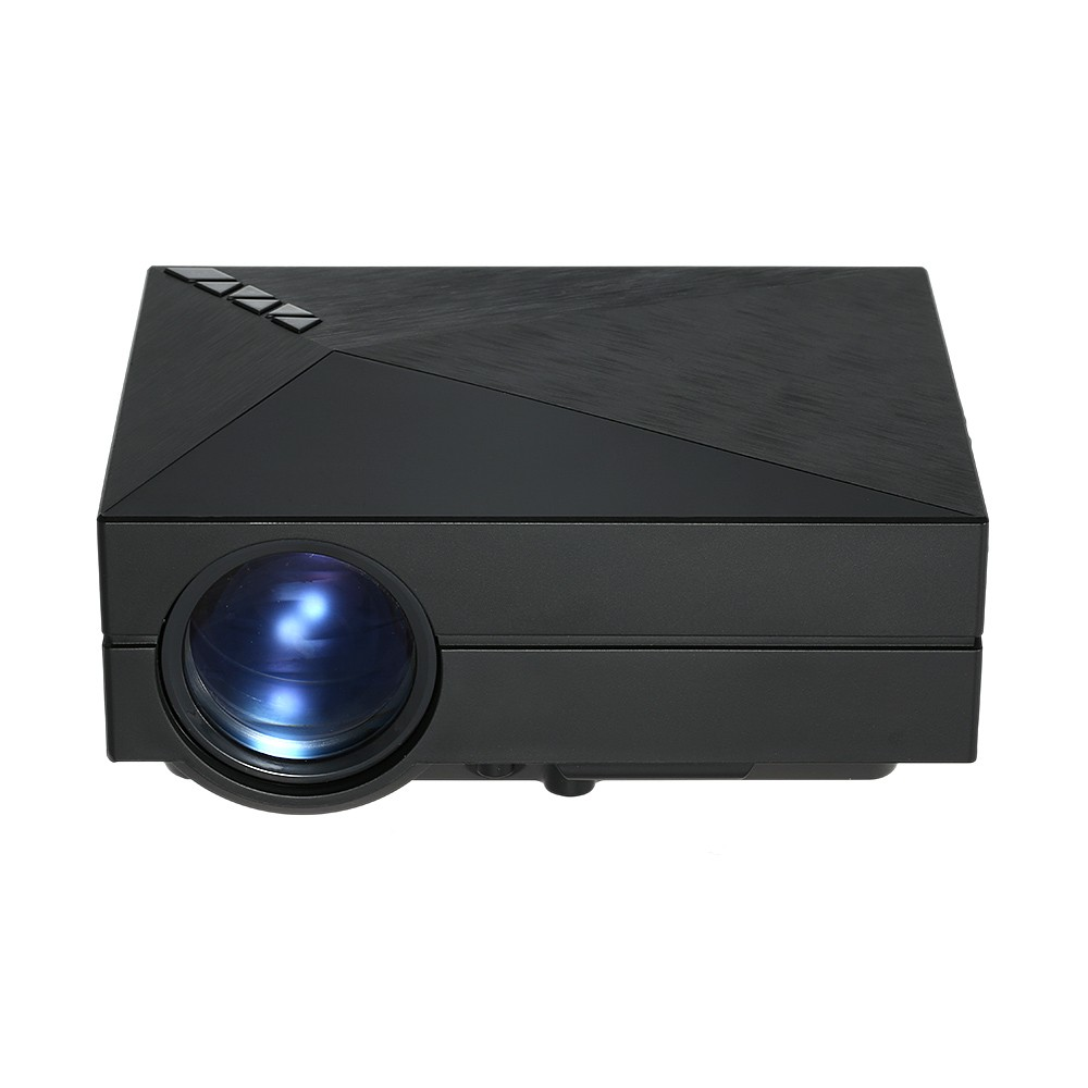 Hiperdeal Home Cinema Theater Multimedia Led Lcd Projector: GM60 Multimedia LED Projector HD 1080p Home Cinema Theater