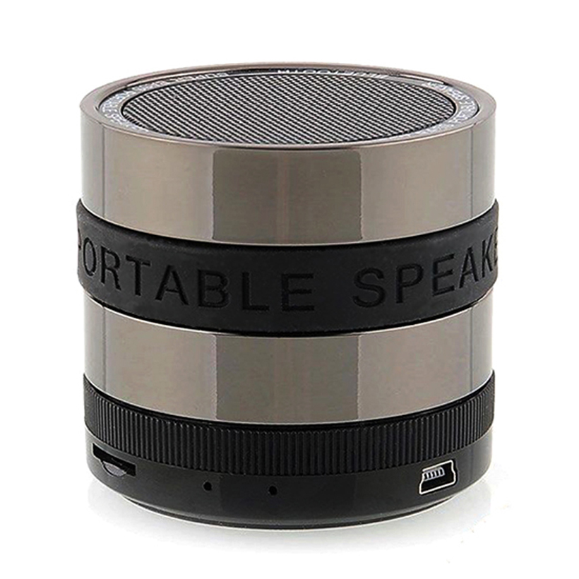 Wholesale Mini Stereo Wireless Speaker (Camera Lens Shaped, Bluetooth)