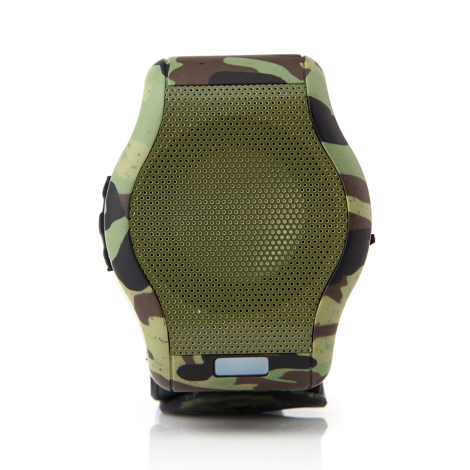Wholesale Bluetooth Stereo Sport Watch Speaker with Hands-free Microphone