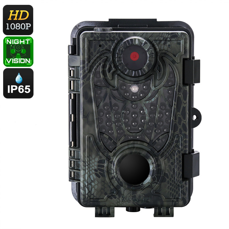 Wholesale 1080p Hunting Camera - 25m PIR Sensor, 20m Night Vision, IP66 Waterproof, 12MP Pictures, 6 Month Battery Life, Full-HD Video