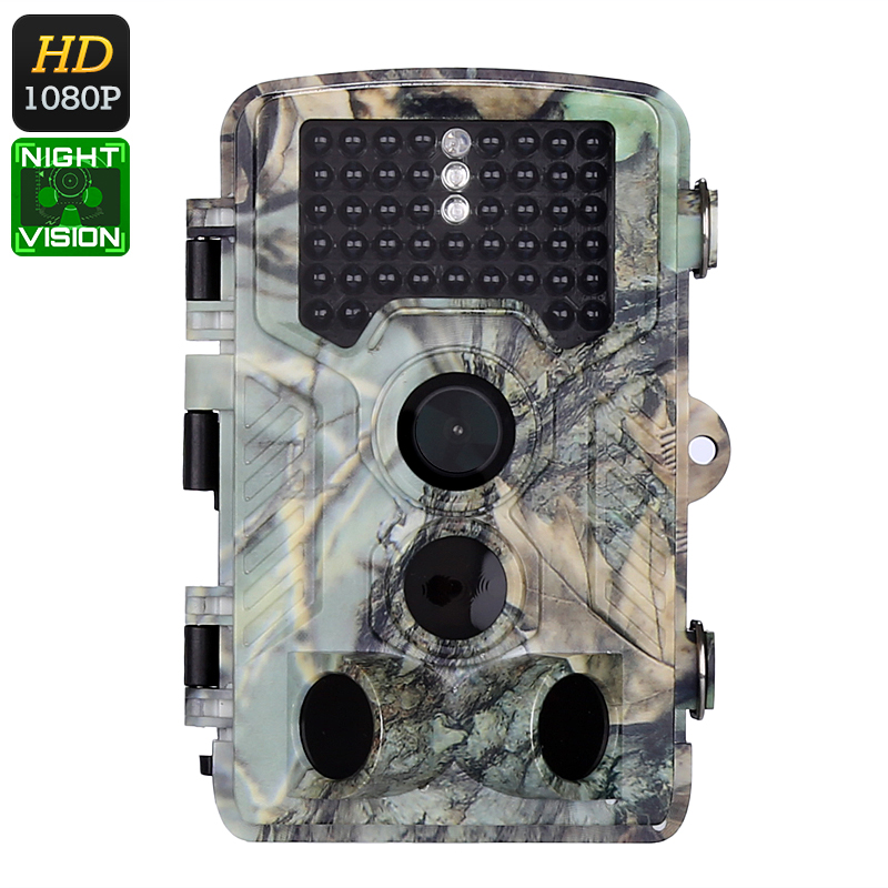Wholesale Waterproof 1080p Full HD PIR Nightvision Trail Camera (16MP Picture, 110 Degree Lens)