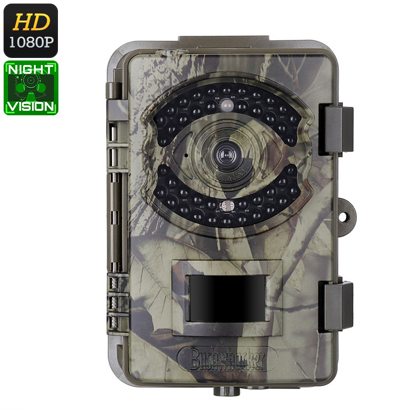 Wholesale 1080p FHD Motion PIR Trail Camera (IP66 Waterproof, 16MP Image, 20m Night Vision)