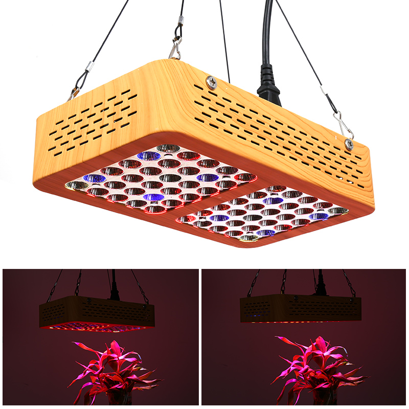 Wholesale 300W LED Grow Light - 60x LED, 50,000h Life, 60-Degree Light Angle, Wide Wavelenght Range, 2900 Lumen