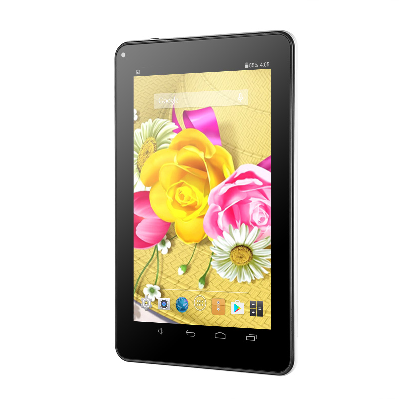 9 Inch HD WiFi Android Tablet PC (Quad-Core CPU, Bluetooth, OTG, 8GB)