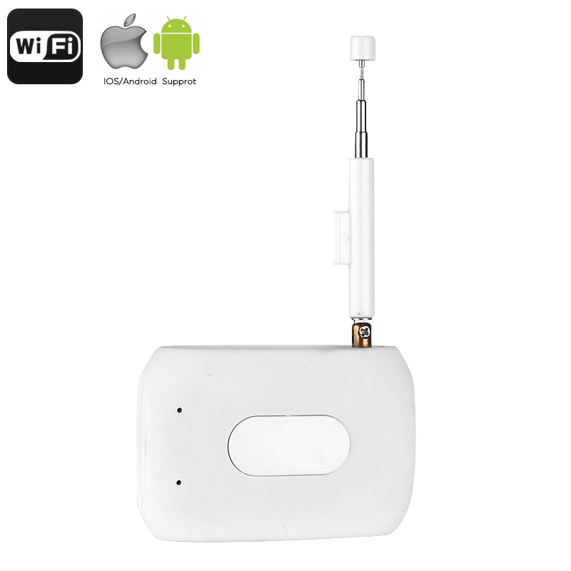 Wholesale DVB-T + ISDB-T DTV Link for Android / iOS (HD, Playback + Recording, Built-in Battery)