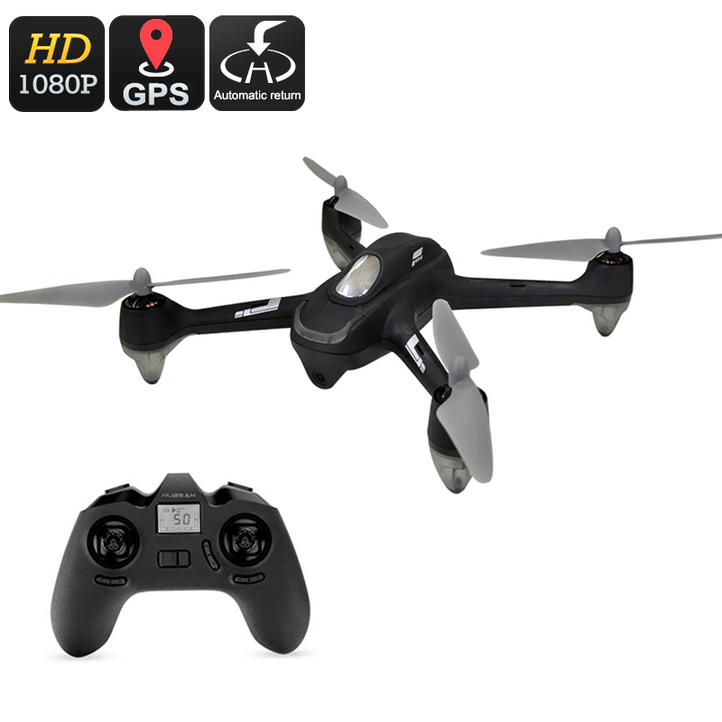 Wholesale Hubsan X4 H501C RC Drone - 1080p Camera, GPS, 6-Axis Gyro, Brushless Motor, 20min Flight Time, 300m Control Range