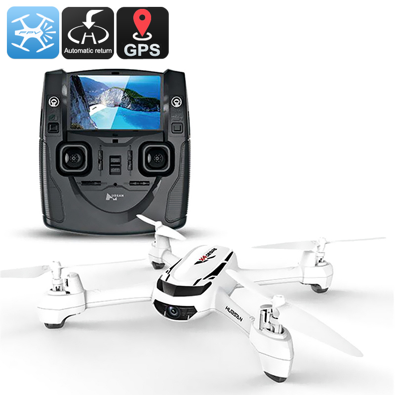 Wholesale Hubsan X4 H502S RC Drone Quadcopter with 720p Camera (Realtime,