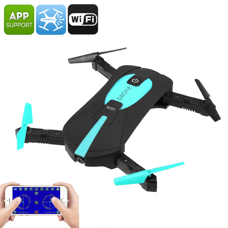 Wholesale JYO180 Foldable WiFi Control FPV 3D Flip Mini Drone with 720p HD Camera, 6 Axis Gyro, 30 Meter Range