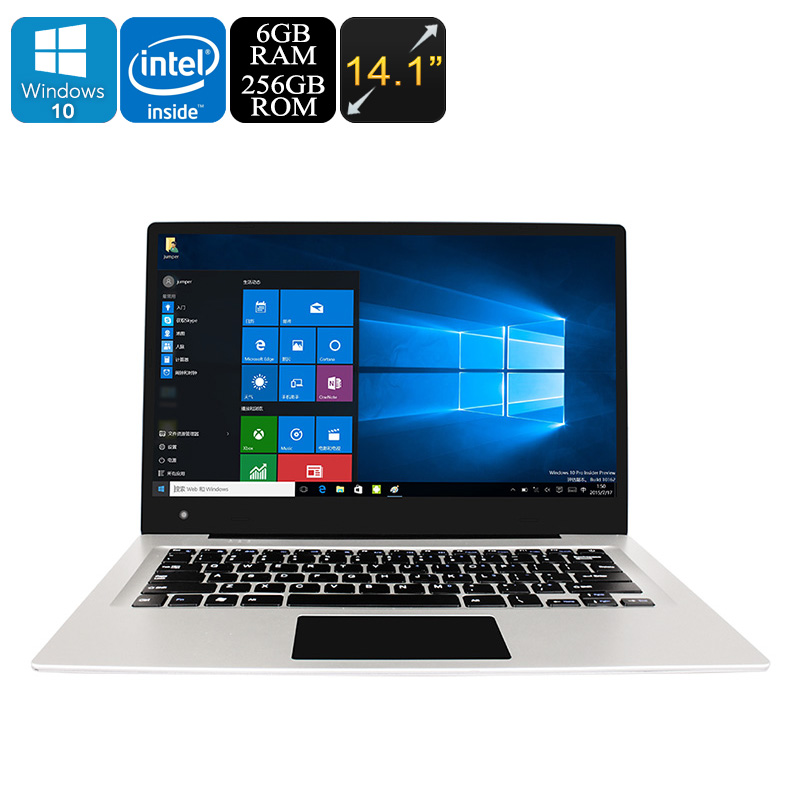 Wholesale Jumper EZbook 3S 14.1 Inch Windows 10 Laptop (Quad-Core Intel CP