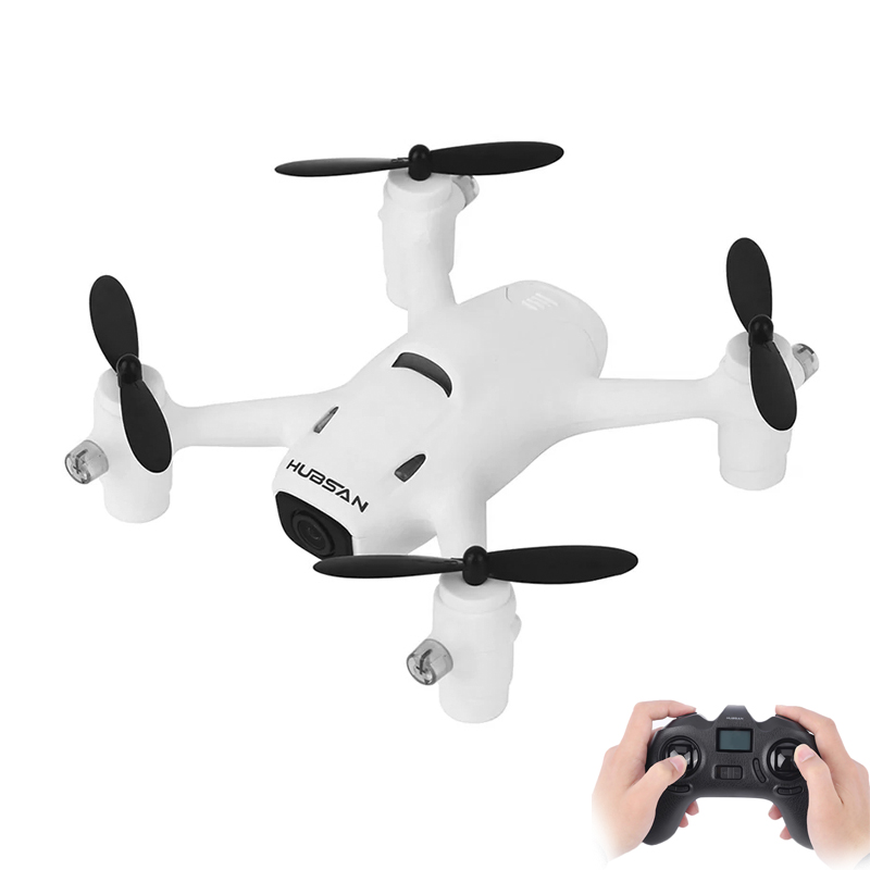 Wholesale Mini Drone Hubsan X4 Cam Plus H107C+ - HD Camera, 8 Minutes Flight Time, Wireless Remote Control, Indoor And Outdoor Flight