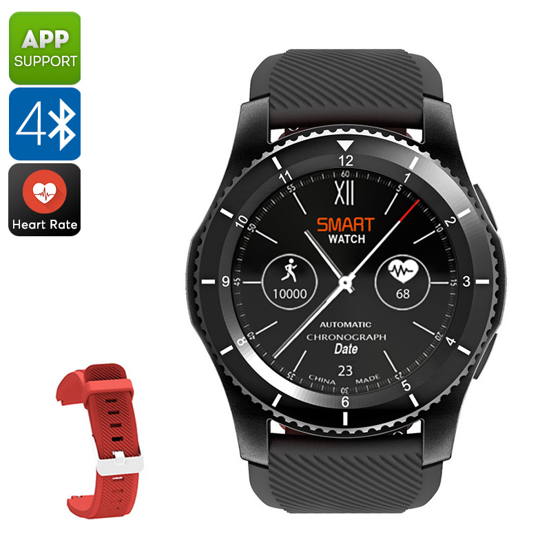 Wholesale NO.1 G8 Bluetooth 1 IMEI Phone Watch with Sleep Monitor, Pedomet