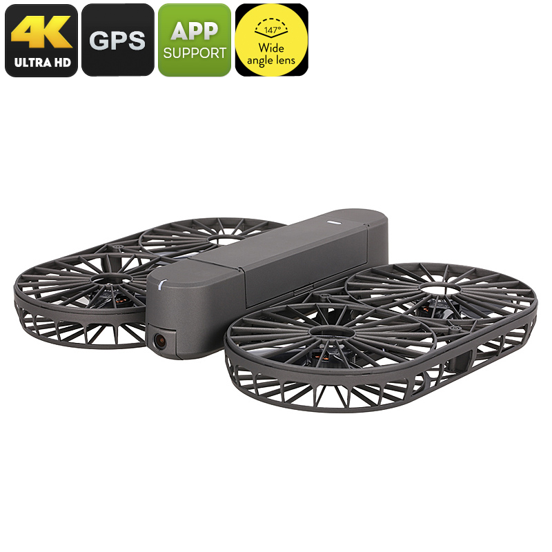 Wholesale Simtoo Moment Airselfie Foldable 4K Drone (13MP CMOS, 147-Degree FOV, GPS, WiFi, Follow Me Mode)