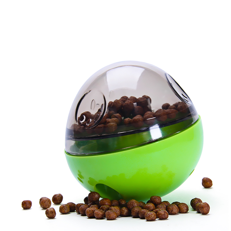 Wholesale Durable Treat Dispensing Dog Chewing Toy - Green