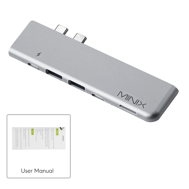 USB-C Multiport Adapter for MacBook Pro with HDMI