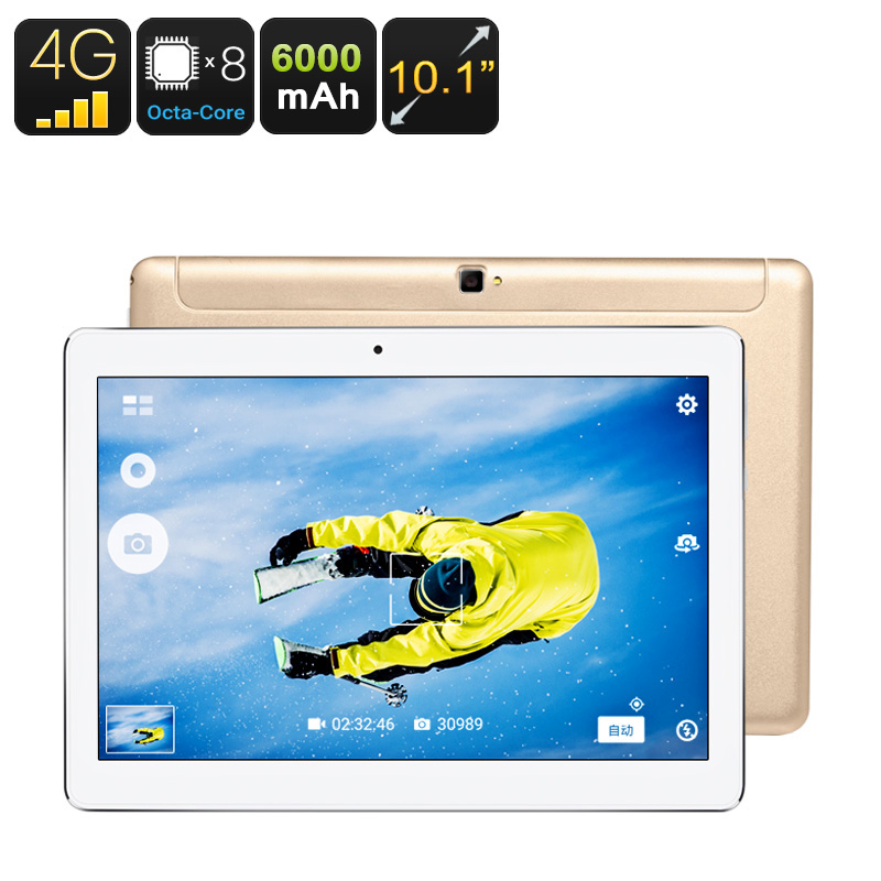Wholesale VOYO 10.1 Inch Octa Core Android Tablet Computer + 4G Dual SIM Phone (GPS, OTG, 32GB)