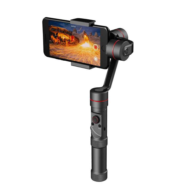 Wholesale Zhiyun Tech Smooth 3 Smartphone Gimbal - For 6-Inch Phone, Supports GoPro Hero Cameras, 26650mAh, App Support, Charging Mode