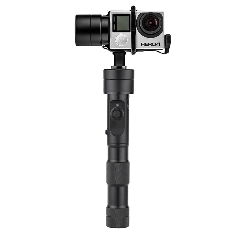Wholesale Zhiyun Z1-Evolution EVO 3 Axis Gimbal - 320-Degree Tilt, 270-Degree Roll, 320-Degree Pan, 2000mAh Battery, App, For GoPro