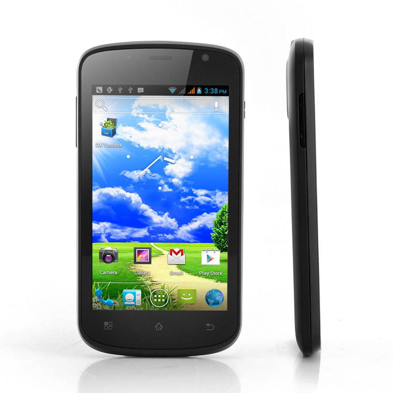 Omega - 4.3 Inch Touchscreen 3G Android 4.0 Smartphone with 1GHz CPU