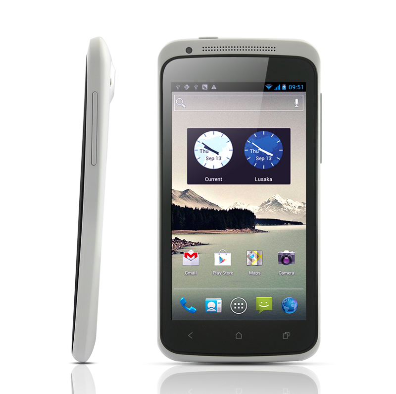 Duo - 4.5 Inch QHD 3G Android Smartphone (1.0GHz CPU, GPS/AGPS, 8.0MP Camera)
