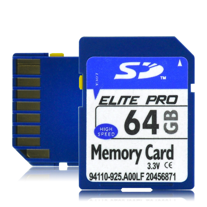 Wholesale 64GB SDHC Card