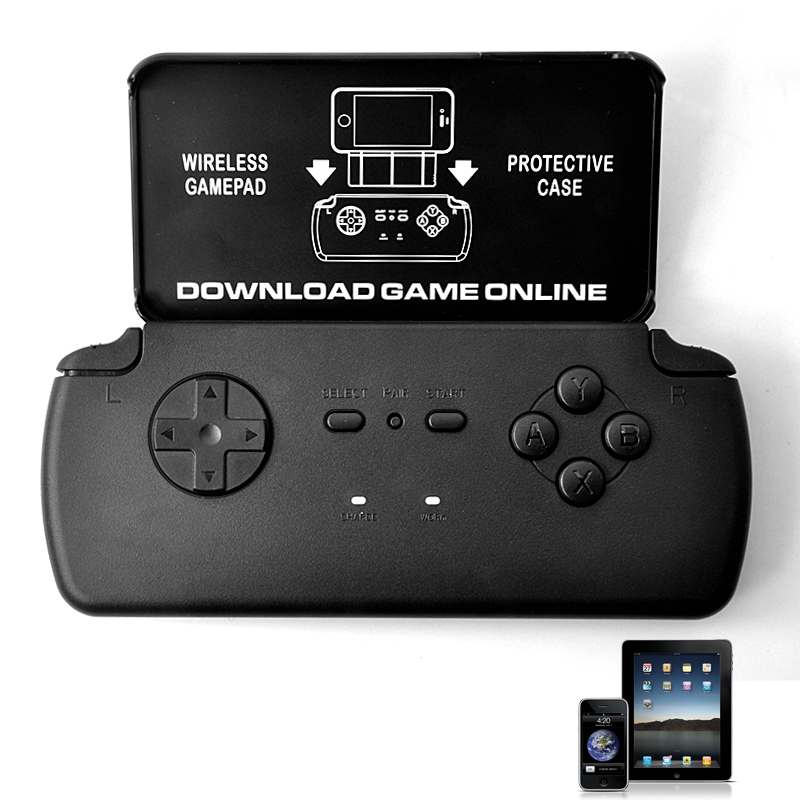 Wholesale Bluetooth Full Layout Gamepad for iPhone/iPad - Compatible with iCade Games