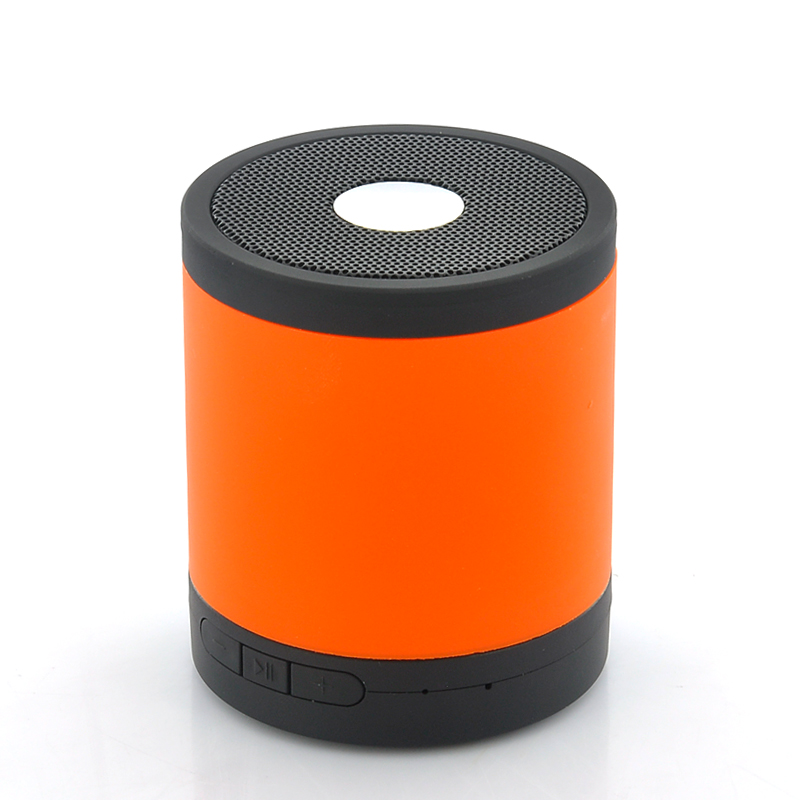 High Quality Mini Bluetooth Speaker with Changeable Color and MIC
