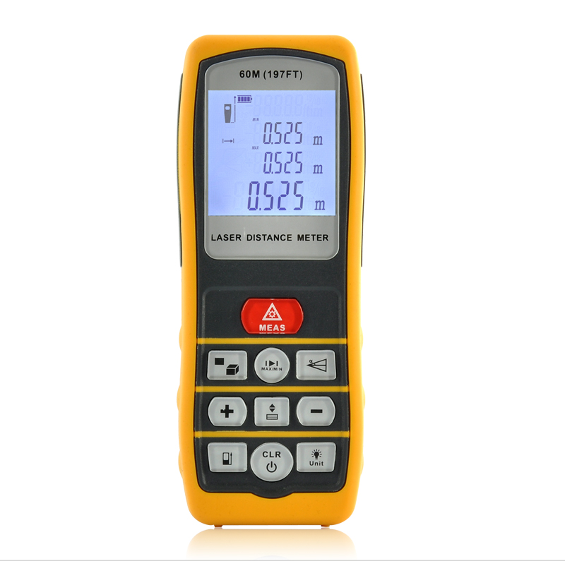 Estimator - High Accuracy Ultrasonic Tape Measurer (Waterproof, 60 Meters Range) [THM-H80]- US$65.75 - PlusBuyer.com