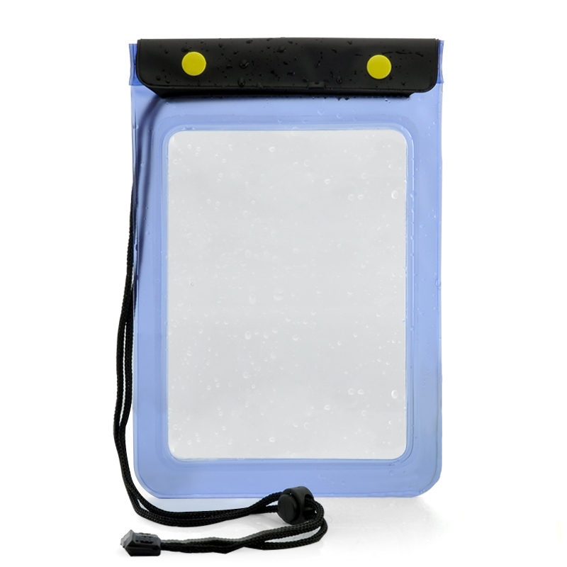 Wholesale 7 Inch Tablet PC Case with Neck Strap - IPx8 Waterproof