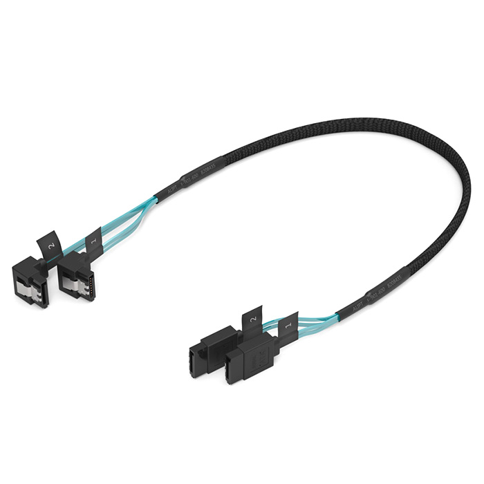 Wholesale ORICO CPD - 7P6G - BW902S SATA3.0 6Gbps Data Cable - Black