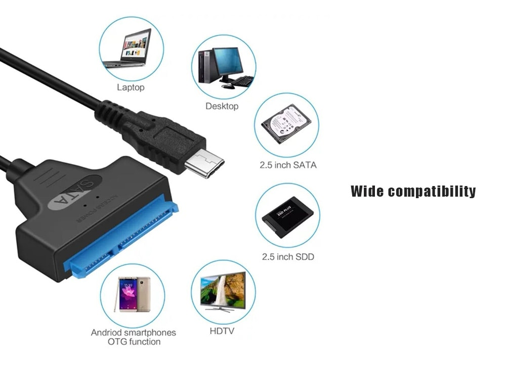 images/pc-audio-video-cable-connector-adapter/A298994501PB/type-c-to-sata-7-15-pin-hard-disk-cable-black-plusbuyer_7.jpg