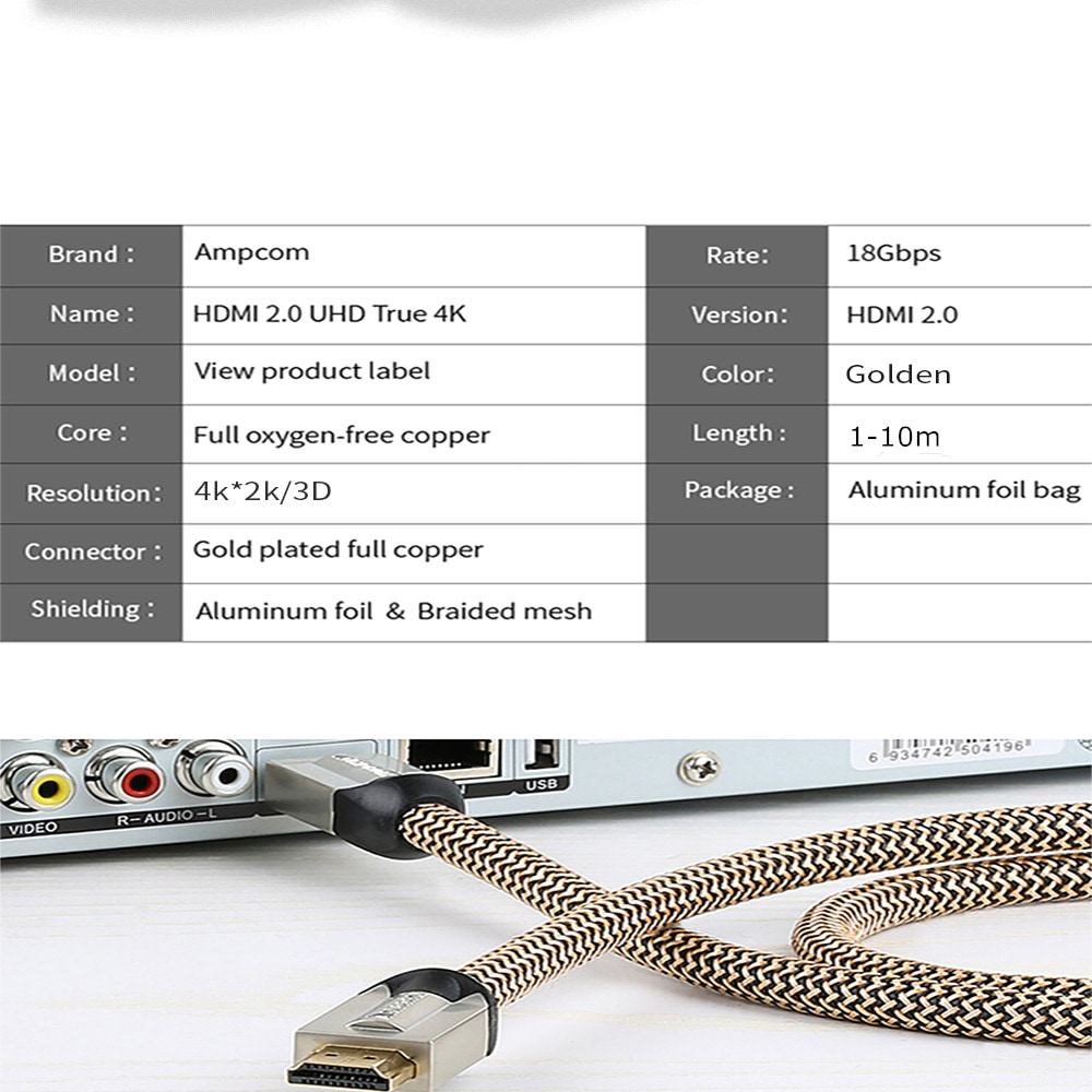 images/pc-audio-video-cable-connector-adapter/A451328307PB/ampcom-hdmi-20-cable-standard-supports-4k-ultra-3d-video-cable-gold-2m-plusbuyer_95.jpg